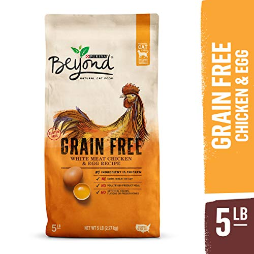 dry cat food chicken - 3