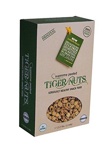 TIGER NUTS - Supreme Peeled Kilo (2.2 lbs)