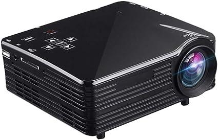HEMOBLLO Proyector LED Proyector VS320 1080P Mini Proyector ...