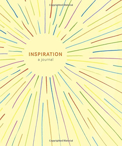 Inspiration Journal Chronicle Books product image