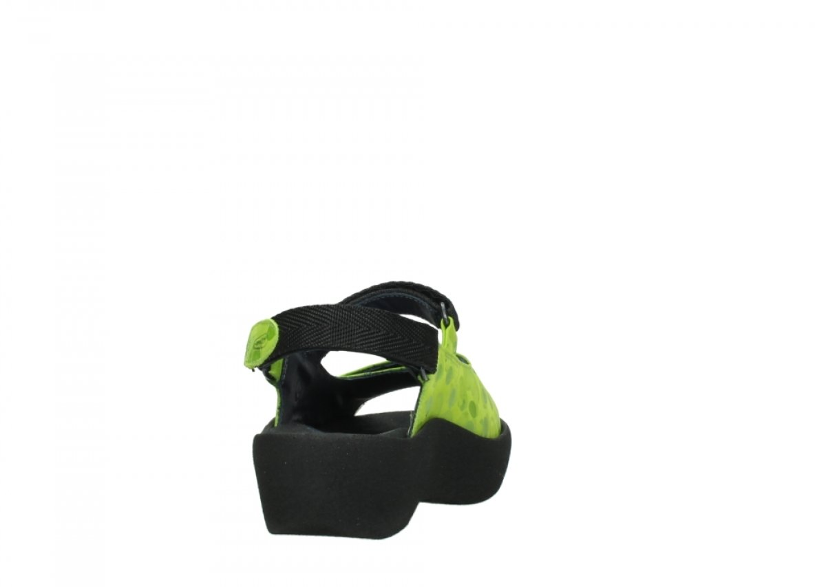 Wolky 38 Comfort Jewel B079MFZM28 38 Wolky M EU|12750 Lime Nubuckleather 70ee8a