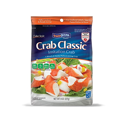 Imitation Crab & Surimi