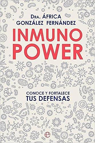 Inmuno power de África González Fernández