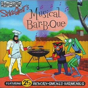 Space Ghost's Musical Bar-B-Que: Featuring 25 Hickory-Smoked Harmonies (Television Soundtrack) by Kid Rhino