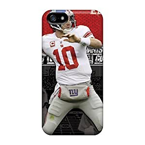 For Iphone 5/5s Tpu Phone Case Cover(new York Giants)
