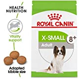 Royal Canin Size Health Nutrition X-Small Adult 8+ Dry Dog Food, 2.5 Lb