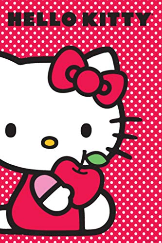 HELLO KITTY POSTER Rare Hot New 24x36
