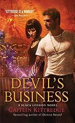 Devil's Business: A Black London Novel