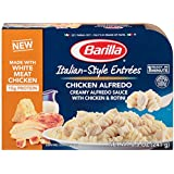 Barilla Italian Entrees, Chicken Alfredo, 8.5 Ounce (Pack of 6)