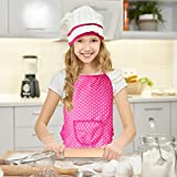 Hicdaw 31PCS Kids Cooking Set Girl Toys for Girls