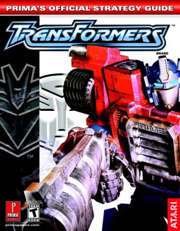 Transformers (Prima's Official Strategy Guide) (Playstation 2 Transformers Games)
