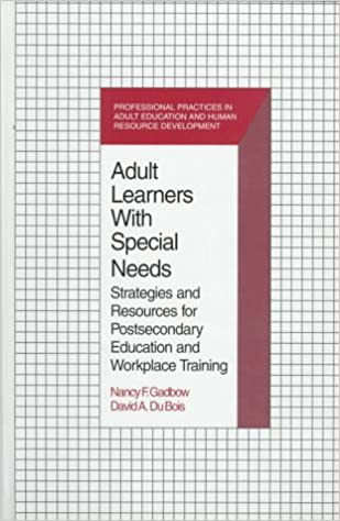 Needs Of Adult Learners
