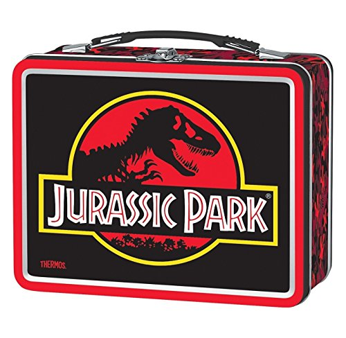 Thermos Jurassic Park Logo Tin Lunch ()