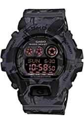 Casio G-Shock Digital Dial Resin Quartz Men's Watch GDX6900MC-1