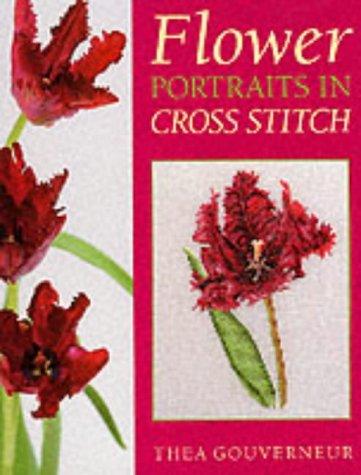 Flower Portraits in Cross Stitch ebook