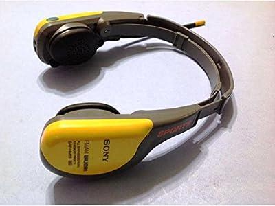 Sony SRFHM55 Sports Walkman AM/FM Stereo Headphone Radio