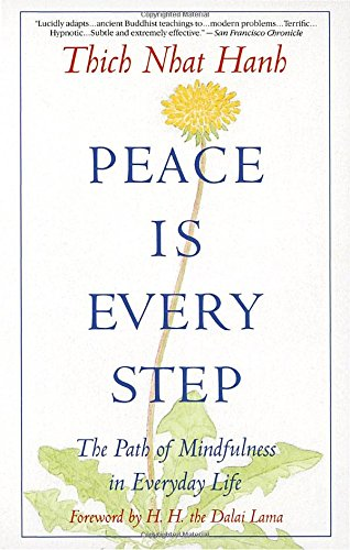 Peace Every Step Mindfulness Everyday product image