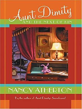 book cover of Aunt Dimity and the Next of Kin