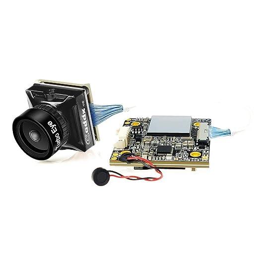 ACHICOO V2 - Cámara de vigilancia para dron teledirigido (1080p ...