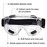 LUFF Protective Safety Glasses, Industrial