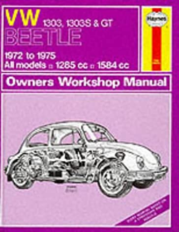 vw beetle service repair manuals haynes 9780856966453 amazon rh amazon com