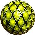 GBM Golf Animal Novelty 3 Ball Sleeve, Yellow Snake