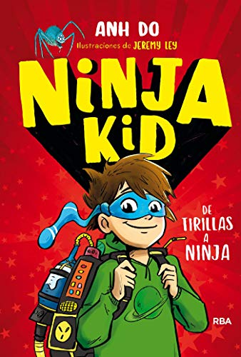 Amazon.com: Ninja Kid 1- De tirillas a Ninja (Spanish ...