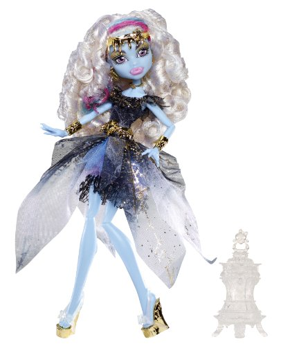 Monster High 13 Wishes Abbey Bominable Doll]()
