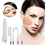 High Frequency Facial Machine D'arsonval Skin Tightening Acne Spot Wrinkles Remover Skin Care Machine MEILYLA