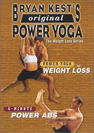 Power Yoga Weight Loss Series 2 Titles On 1 DVD