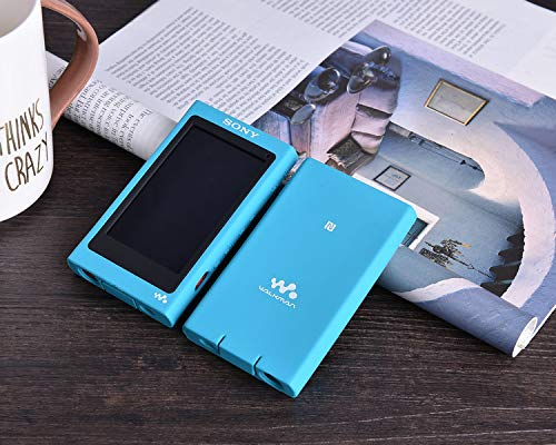 Silicone Protector Case Cover For Sony Walkman NW-A35 A36 A37 A40 A45HN A46 MP3