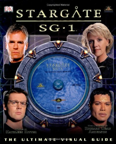 Stargate SG-1, The Ultimate Visual Guide, w. DVD