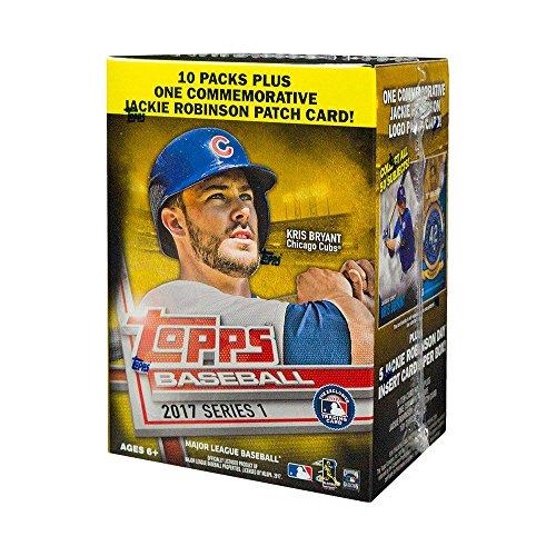 2017-topps-series-1-baseball-10ct-blaster-box