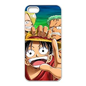 iPhone 4 4s Cell Phone Case White ONE PIECE E7P1L