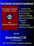 The Design Analysis Handbook : A Practical Guide to Design Validation, Walker, N. Edward, 0964152738