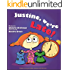 Children's book: Justine, we're late!: Teaching conflict management to kids (ages 4-8) (Benjy & Justine Series Book 1)
