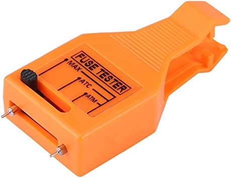 Automotive Blade Fuse Checker Tester Fuse Puller Removal Tool For mini//maxi Fuse