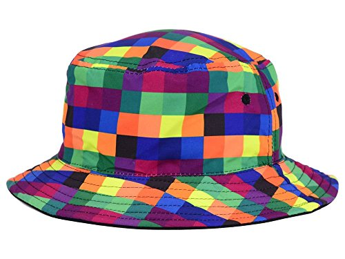 - Lids Mens Reversible Bucket Hat (Small/Medium, Digi)