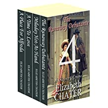 The Elizabeth Chater Regency Romance Collection #4 (English Edition)