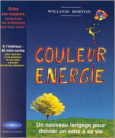 Livres gratuits en ligne Couleur énergie avec son jeu de cartes epub, pdf