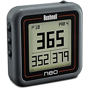 Bushnell Golf Neo Ghost GPS Rangefinder - Charcoal
