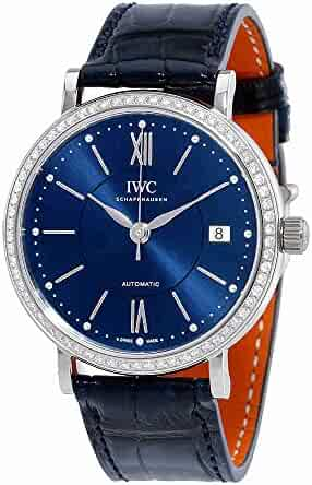 IWC Portofino Automatic Blue Dial Unisex Watch IW458111