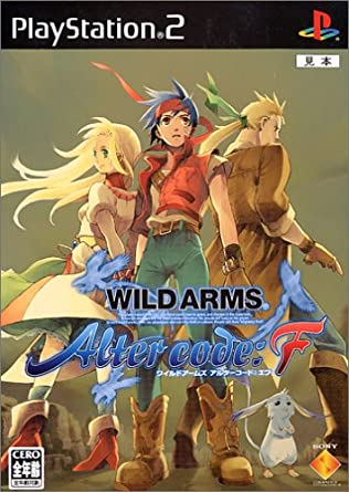 Wild Arms: Alter Code F: Amazon.es: Videojuegos