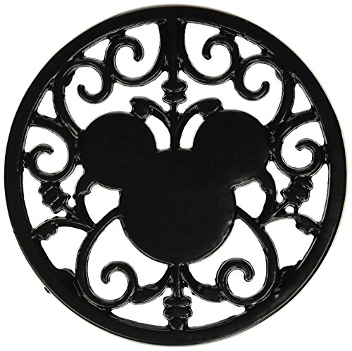 'Disney Parks Exclusive : Gourmet Mickey Mouse Trivet' from the web at 'https://images-na.ssl-images-amazon.com/images/I/51GMBRpPnGL.jpg'