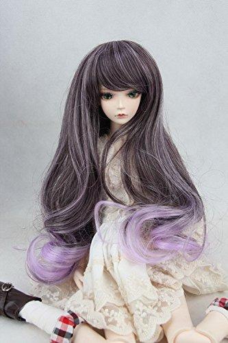 Kuafu (Black To Purple Hair)