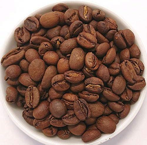 【自家焙煎コーヒー豆】注文後焙煎 エチオピア モカクイーン ナチュラル 500g (浅煎り、中挽き)