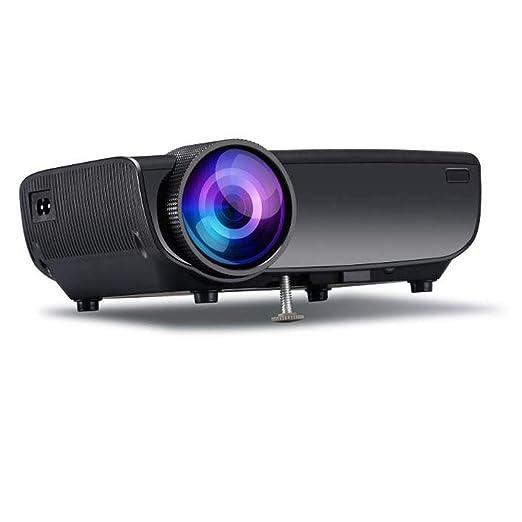 Y&XF Mini proyector portátil Multimedia de Cine en casa Proyector ...