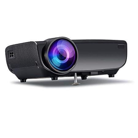 Y&XF Mini proyector portátil Multimedia de Cine en casa ...