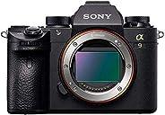 Sony ILCE-9/BQ E38 Alpha Camara Digital con Sensor CMOS, Color Negro