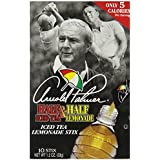 AriZona Arnold Palmer Half and Half (Iced Tea/Lemonade Stix), 10 Count Per Box (Pack of 6), Low Calorie Single Serving Drink Powder Packets, Just Add Water for Deliciously Refreshing Iced Tea Beverage